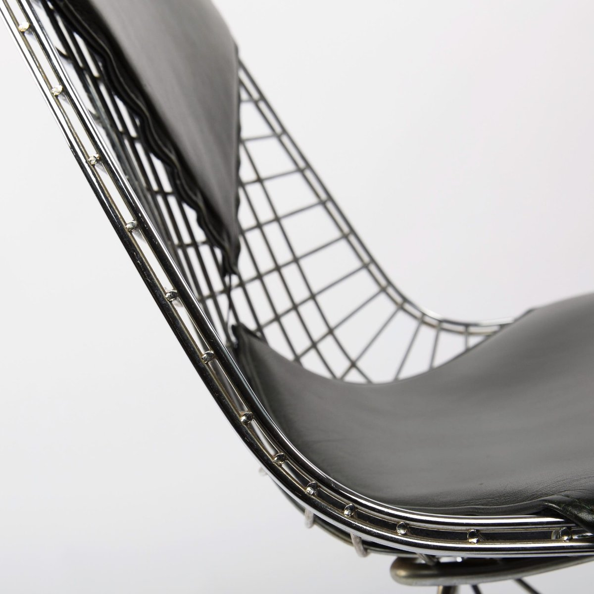 Bikini Stühle Von Charles Eames 1980er 4er Set Bei