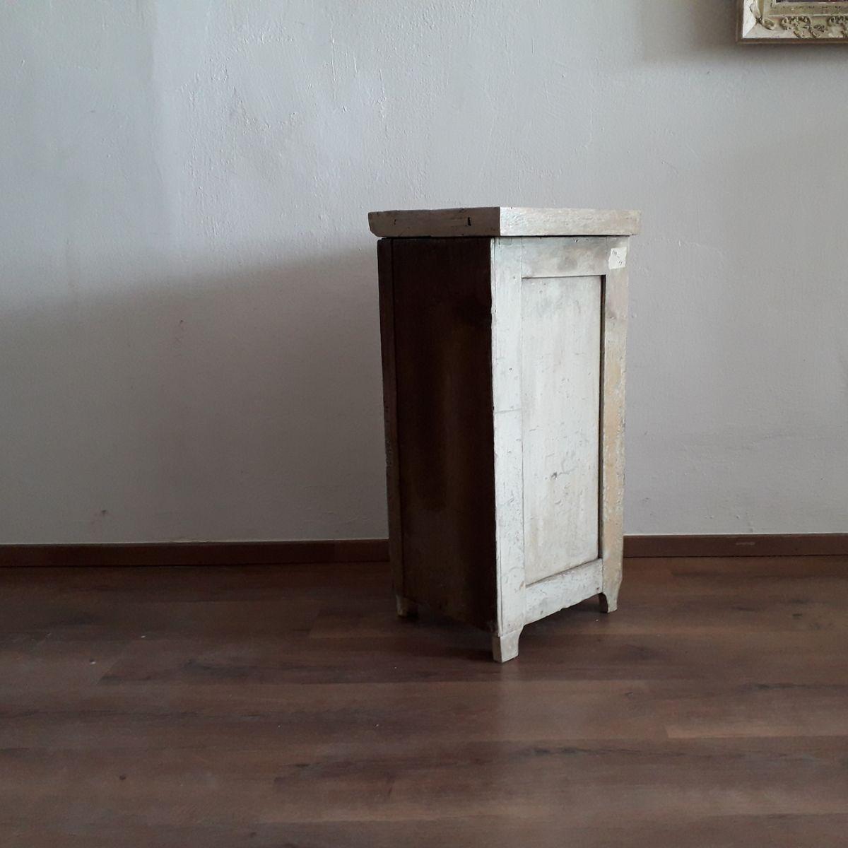 petite commode 5 tiroirs antique en vente sur pamono. Black Bedroom Furniture Sets. Home Design Ideas