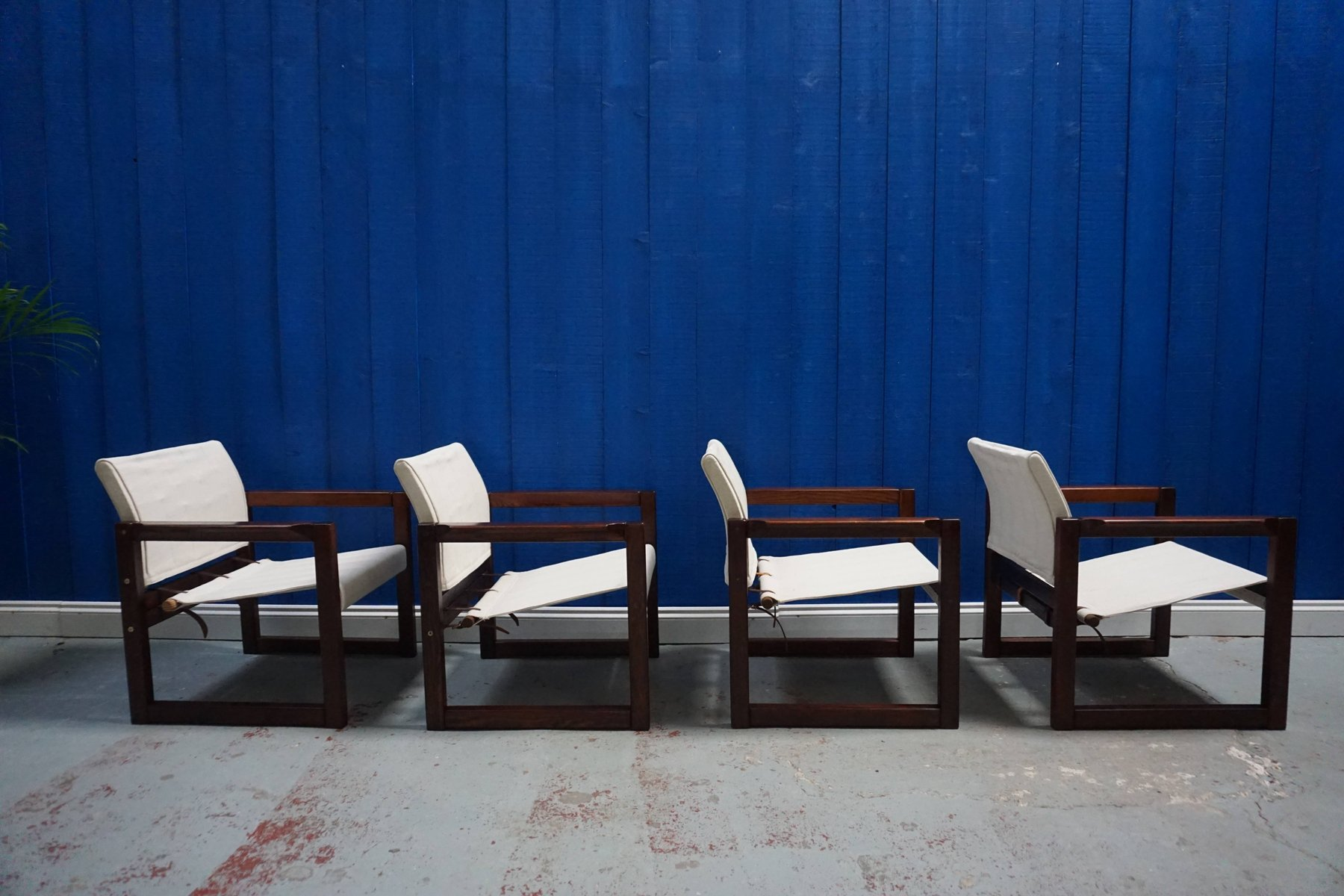 Diana Safari Stühle Aus Leinen Von Karin Mobring Für Ikea
