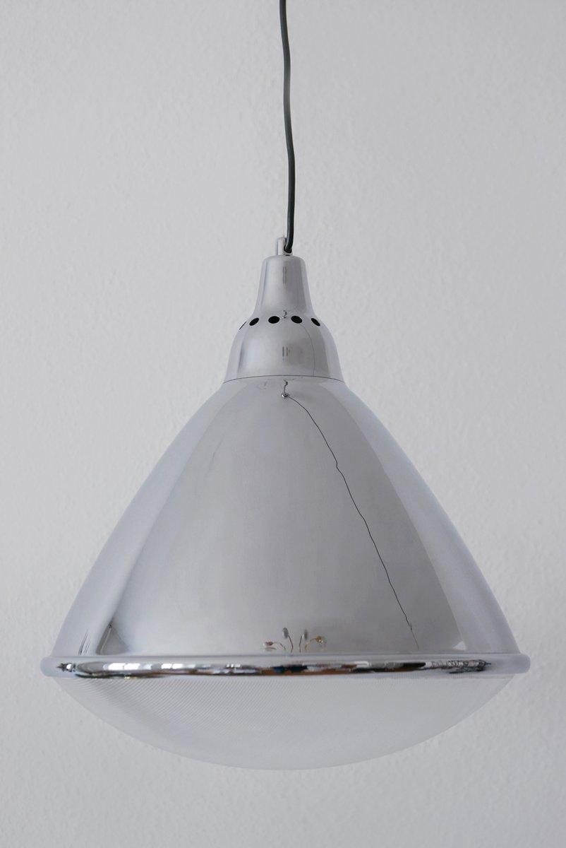 Mid-Century Headlight Hängelampe von Ingo Maurer für Design M, 1950er