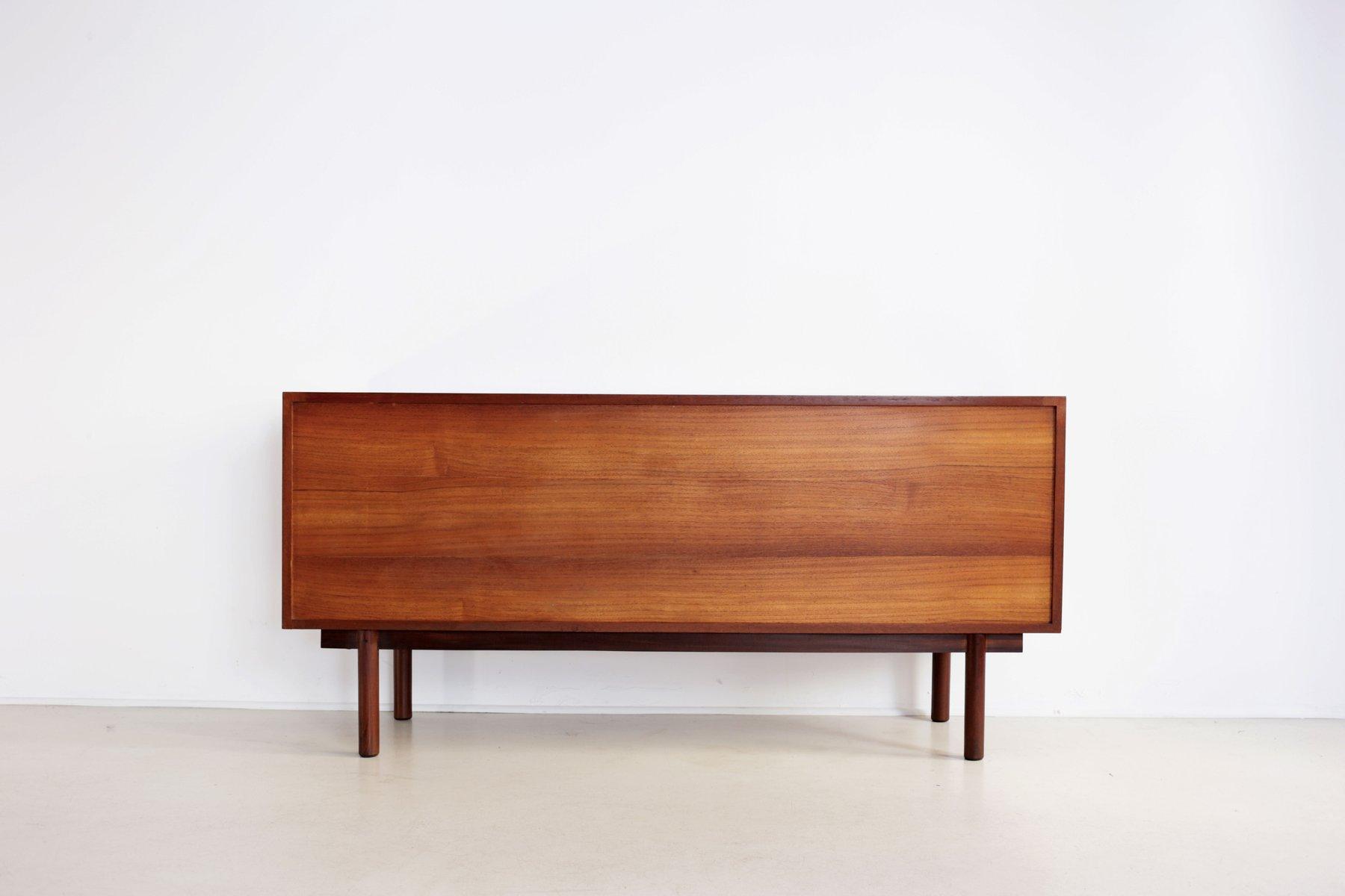 D nisches sideboard aus teak von arne vodder 1960er bei for Sideboard danisches design