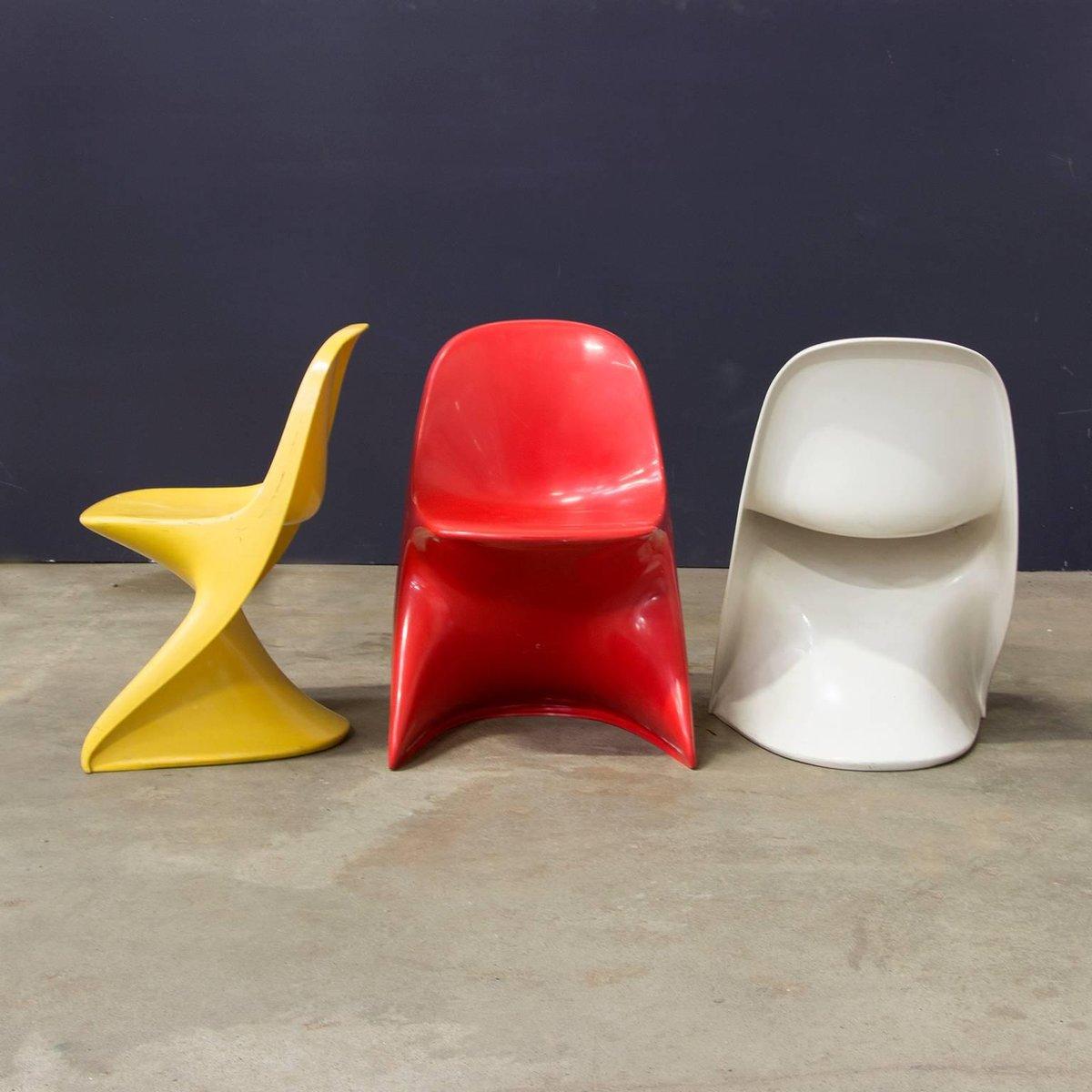Space Age Set Of 2 Vintage Casalino No 1 /& Casalino No 0 Children/'s Chair By Alexander Begge Children/'s Furniture Minimalistic
