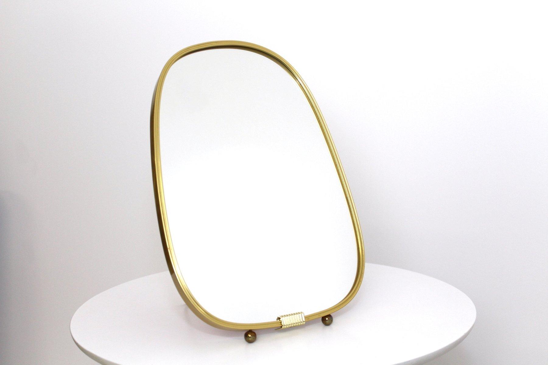 miroir poser de lachmayr 1950s en vente sur pamono. Black Bedroom Furniture Sets. Home Design Ideas