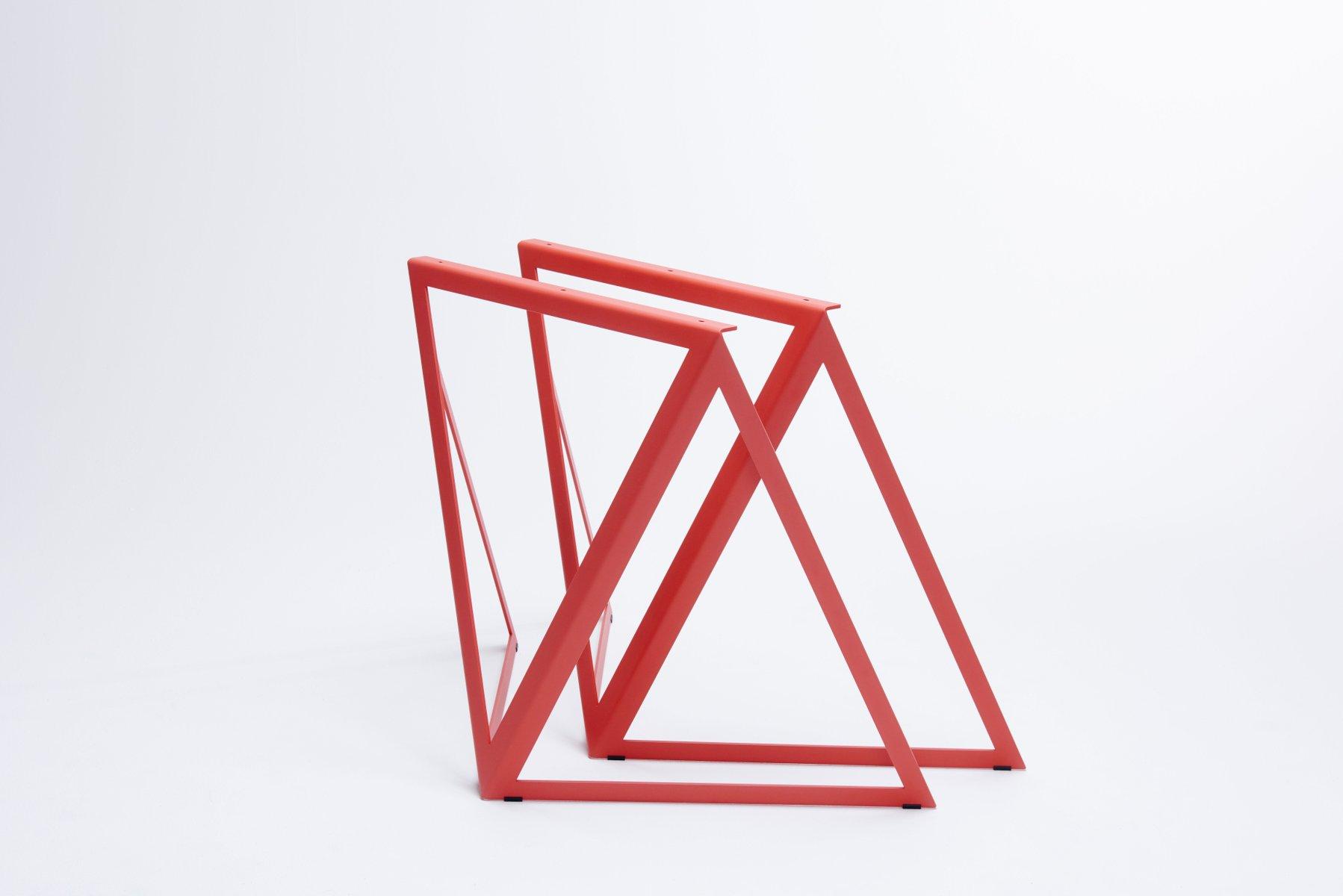 Tischbeine aus Stahl von NEO / CRAFT, 2er Set