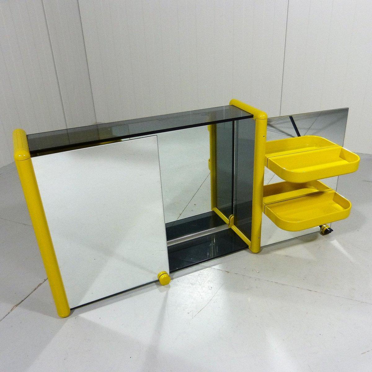 console murale de salle de bain 1960s en vente sur pamono. Black Bedroom Furniture Sets. Home Design Ideas