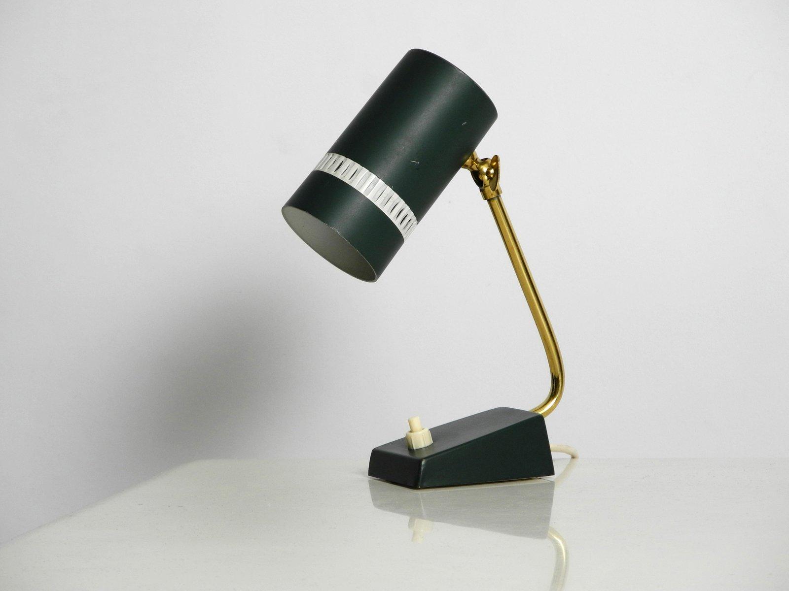 Kleine deutsche Space Age Tischlampe, 1960er