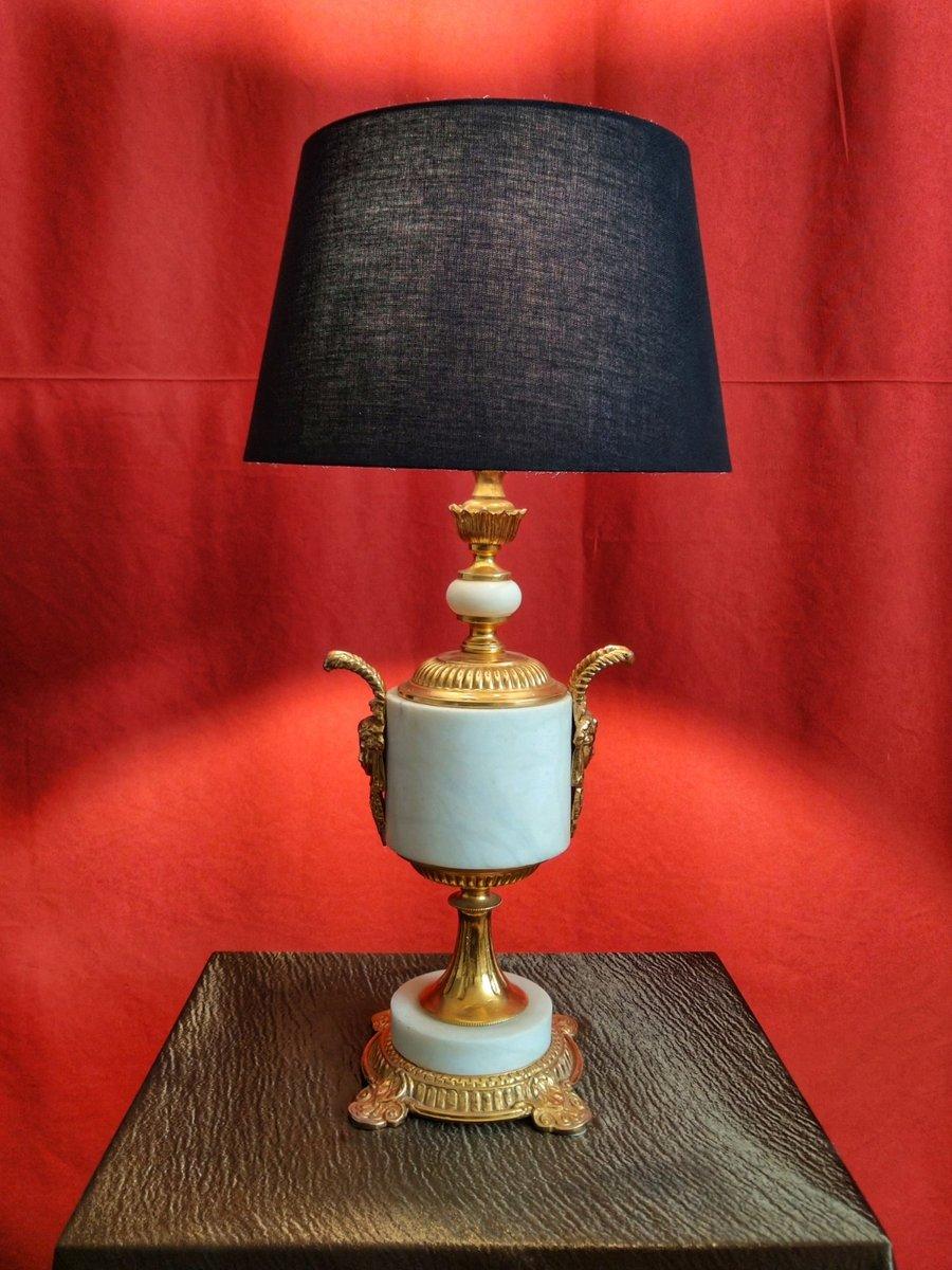Lampada Da Tavolo Vintage Anni 20 In Vendita Su Pamono