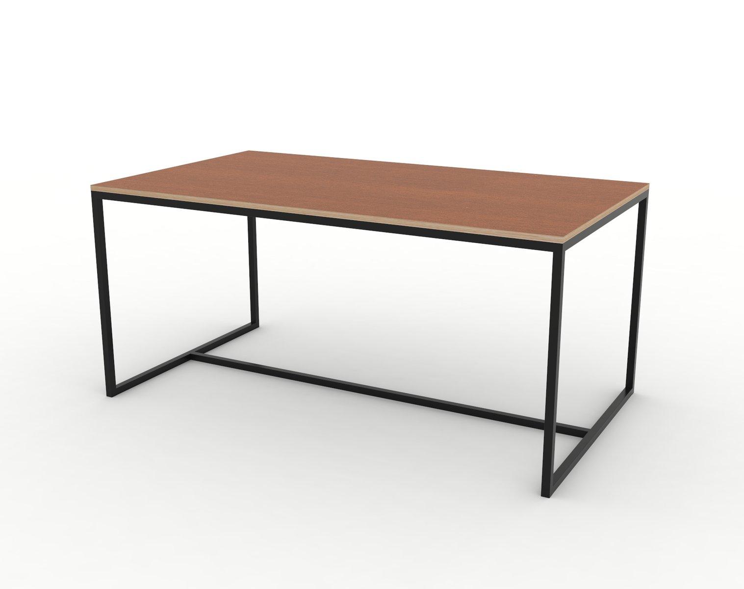 Underline Esstisch mit Kirschholzfurnier von CRP.XPN