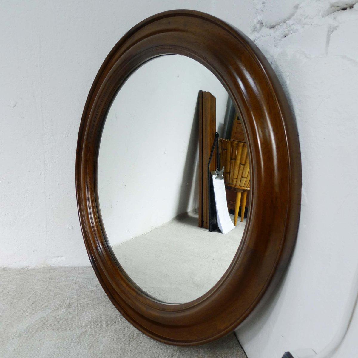 miroir art d co allemagne 1960s en vente sur pamono. Black Bedroom Furniture Sets. Home Design Ideas