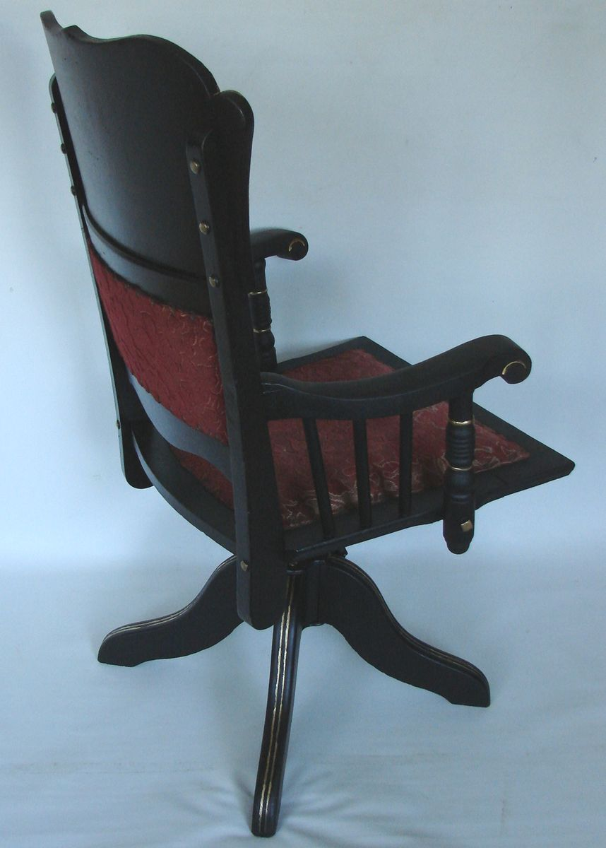 Terrific Antique Armchair From Heywood Brothers Wakefield Company Ncnpc Chair Design For Home Ncnpcorg
