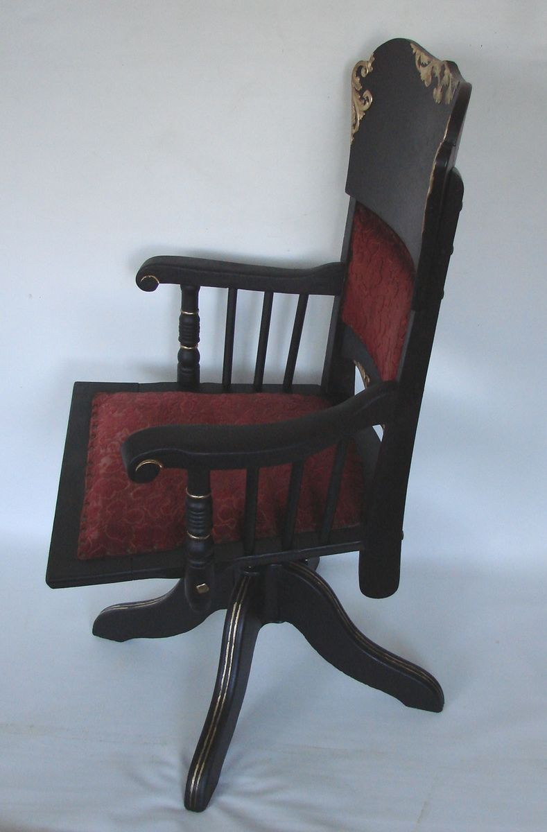 Phenomenal Antique Armchair From Heywood Brothers Wakefield Company Ncnpc Chair Design For Home Ncnpcorg