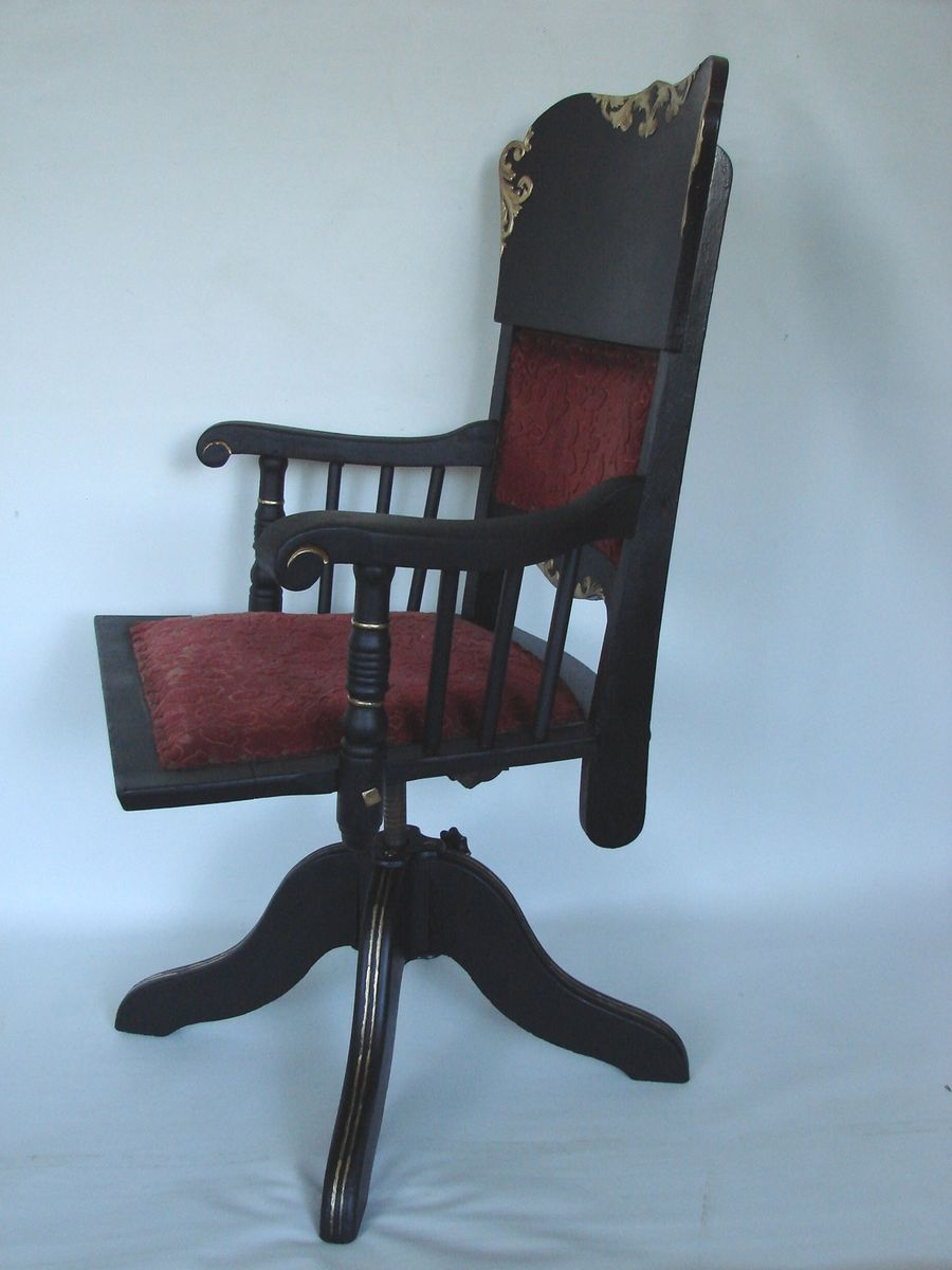 Prime Antique Armchair From Heywood Brothers Wakefield Company Ncnpc Chair Design For Home Ncnpcorg