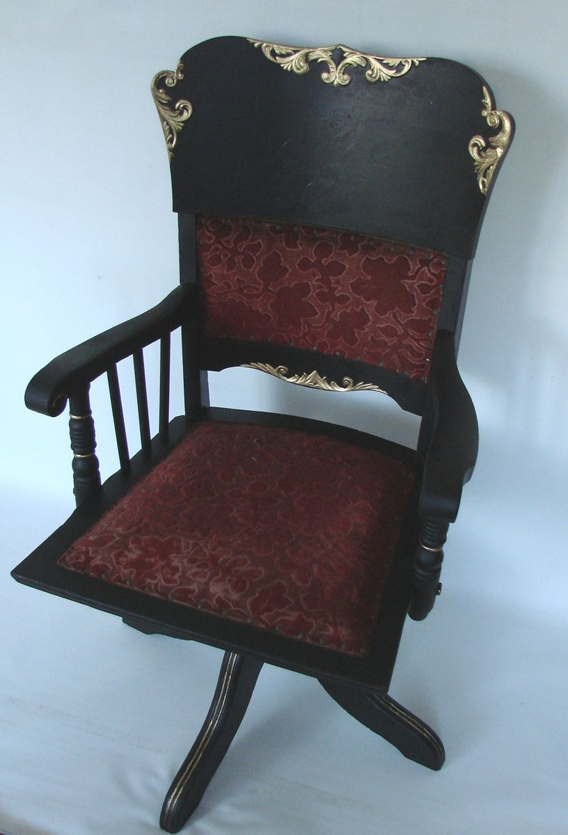 Super Antique Armchair From Heywood Brothers Wakefield Company Ncnpc Chair Design For Home Ncnpcorg