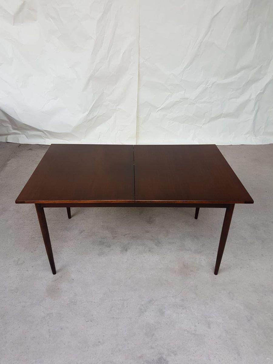 table de salle manger scandinave mid century rallonge. Black Bedroom Furniture Sets. Home Design Ideas