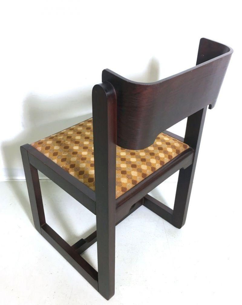 Vintage Stühle Von Willy Rizzo 1970er 6er Set Bei Pamono
