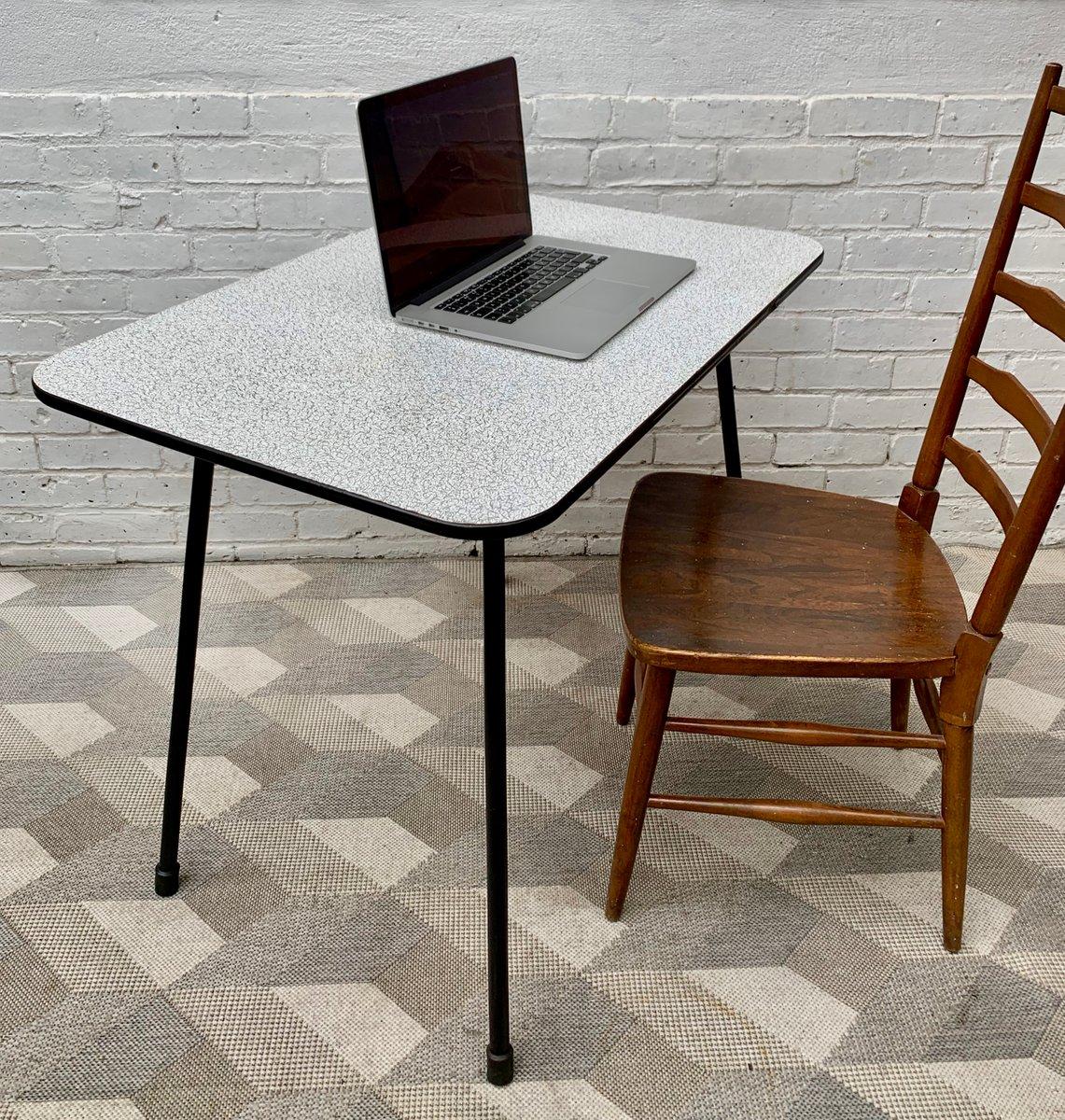 vintage formica dining kitchen table for sale at pamono. Black Bedroom Furniture Sets. Home Design Ideas