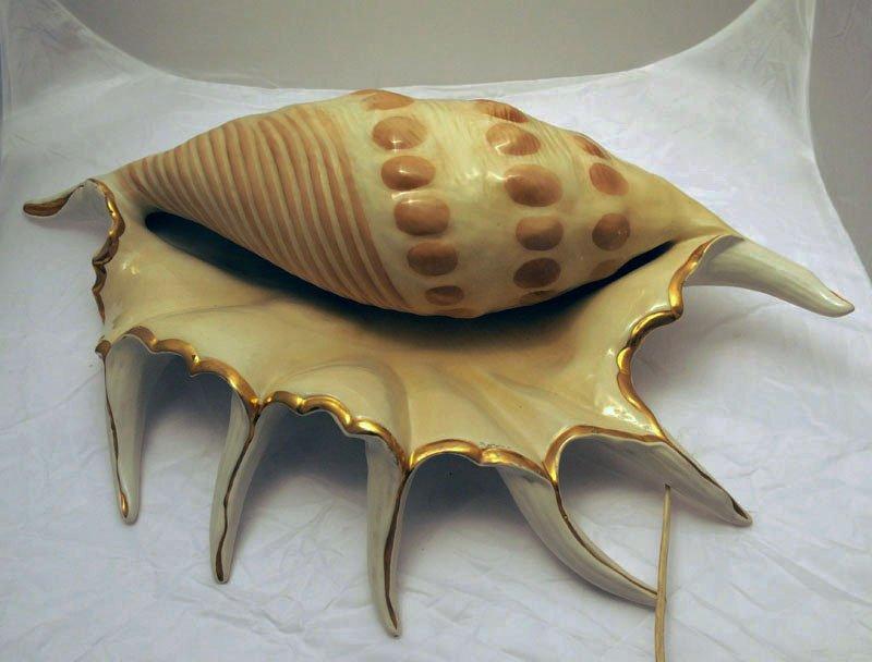 Tischlampe aus Keramik von Ceramiche Ronzan, 1960er