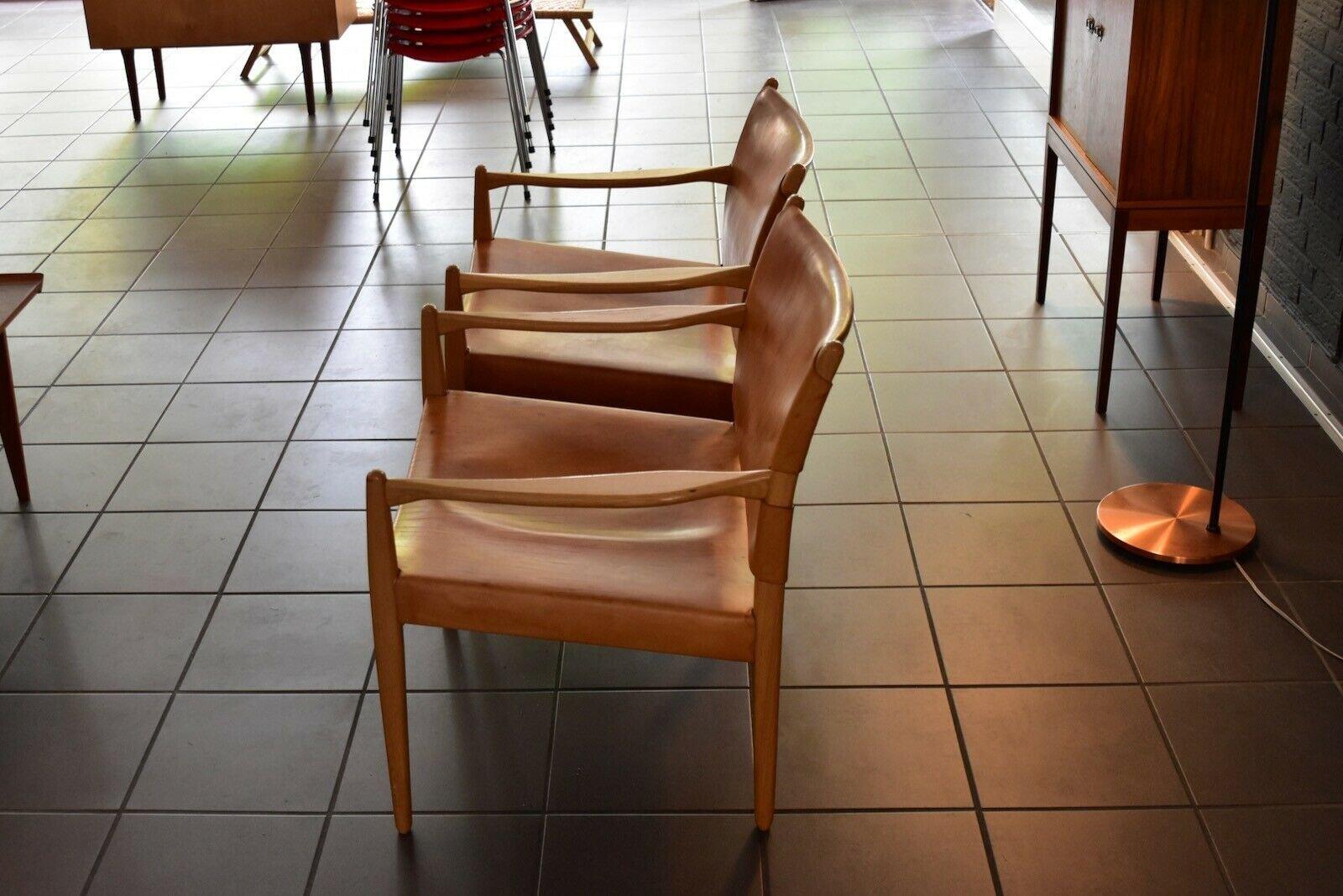 modell 69 st hle von per olof scotte f r ikea 1960er 2er. Black Bedroom Furniture Sets. Home Design Ideas