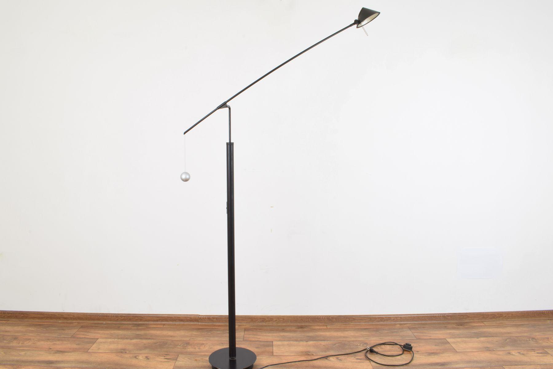 Italienische Vintage Nestore Lettura Stehlampe von Carlo Forcolini für...
