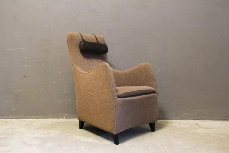 Senta Sessel von Gerard van den Berg für Wittmann, 1980er