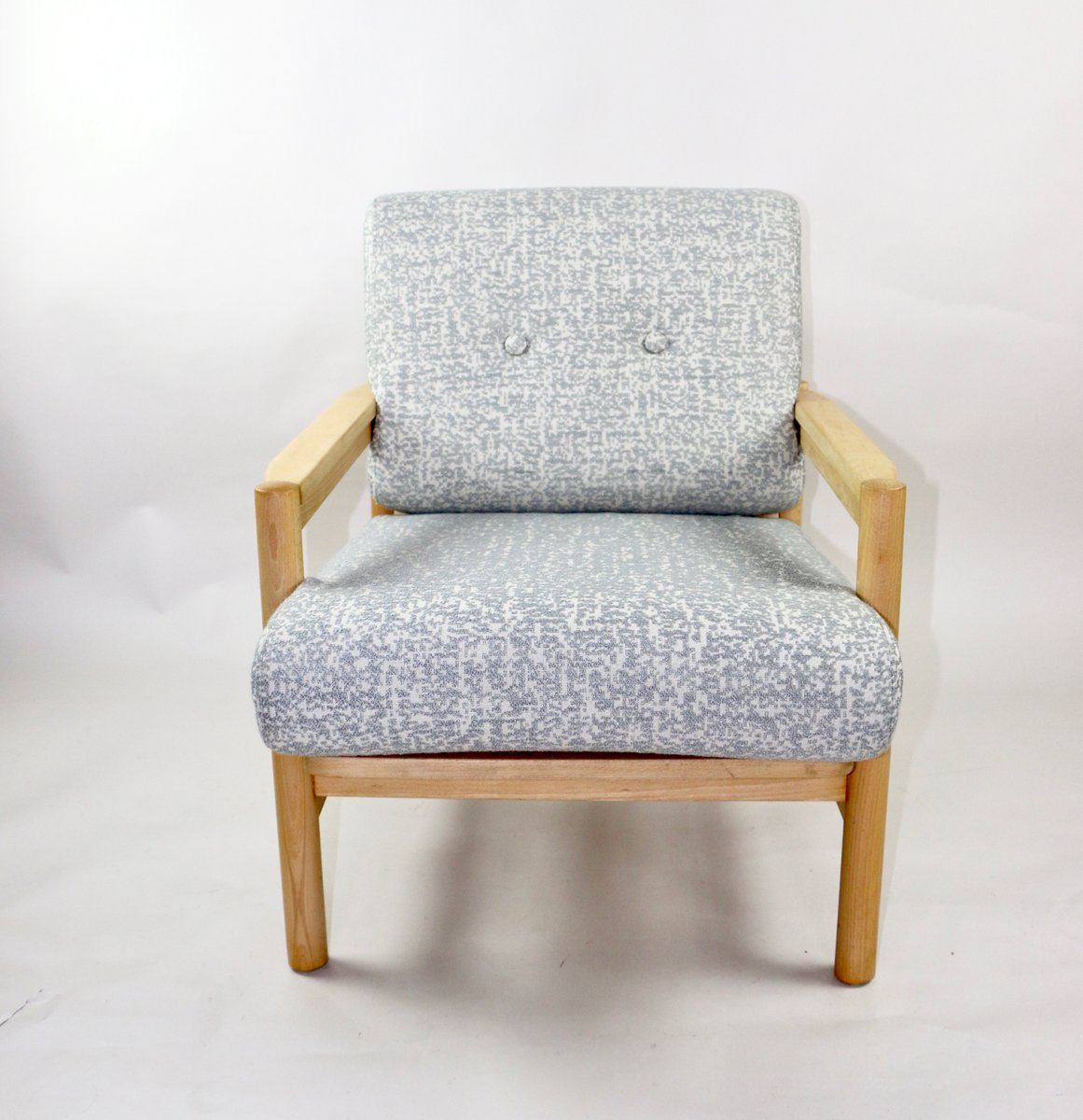 Vintage Grey Armchair For Sale At Pamono