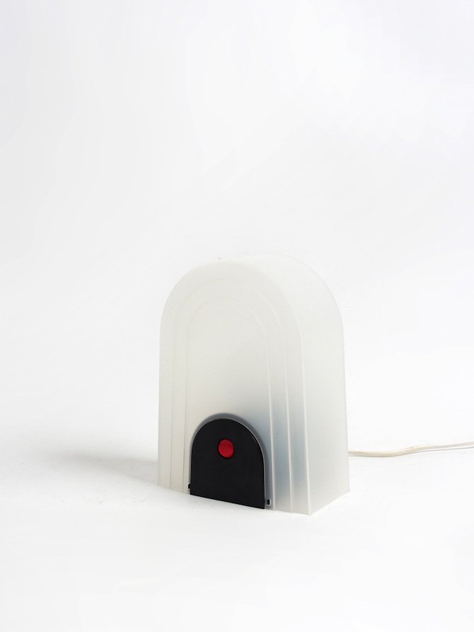 Club Table Lamp from Targetti, 1970s