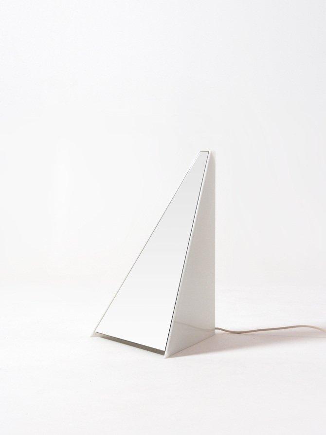 Pyramidal Floor Lamp, 1980s