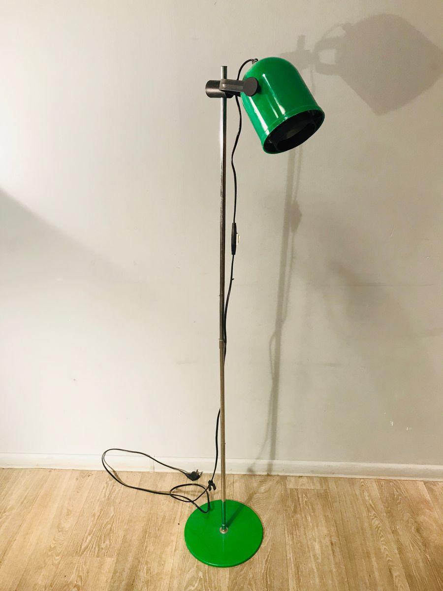 Vintage Swedish Floor Lamp, 1970s