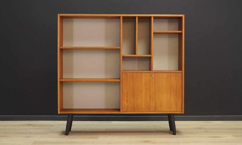 Mid Century Danish Bookcase
