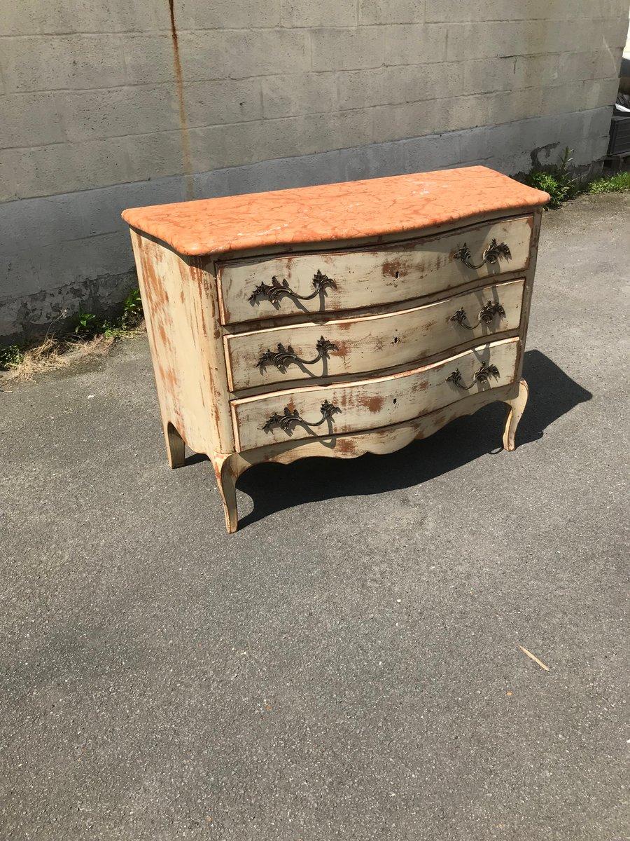 rustikale mid century kommode bei pamono kaufen. Black Bedroom Furniture Sets. Home Design Ideas