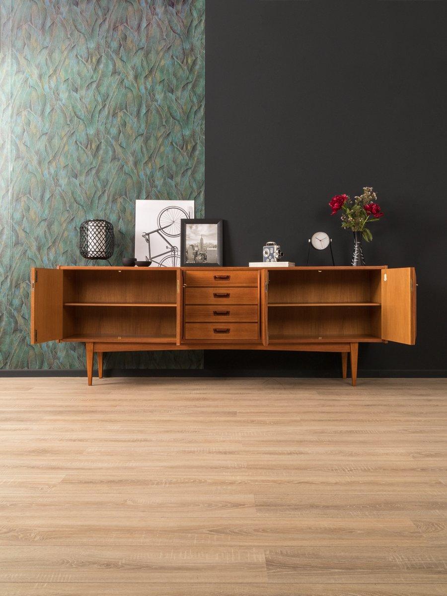 credenza mid century di vkw m bel anni 39 60 in vendita su. Black Bedroom Furniture Sets. Home Design Ideas
