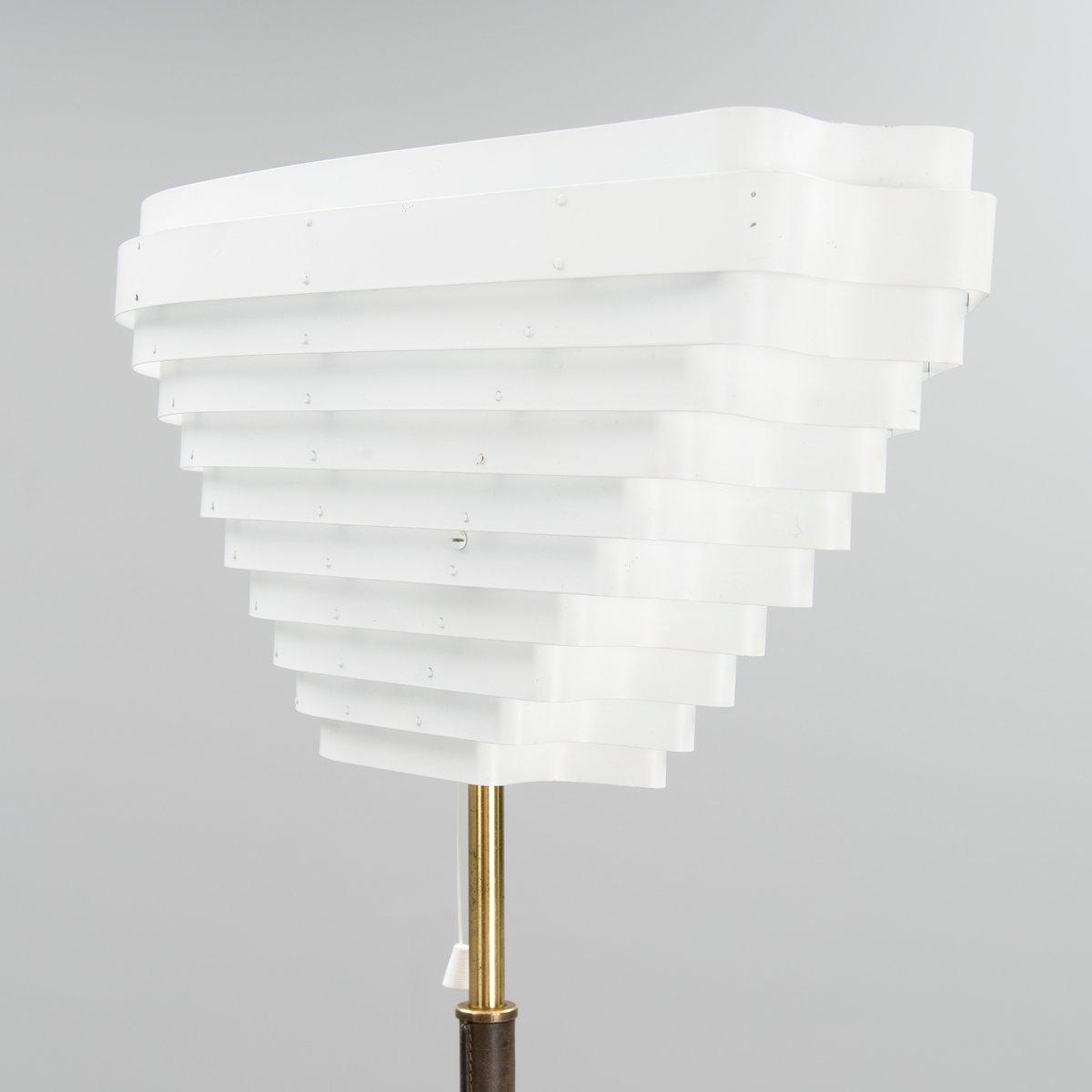 Finnish A805 Floor Lamp By Alvar Aalto For Valaistusty 246