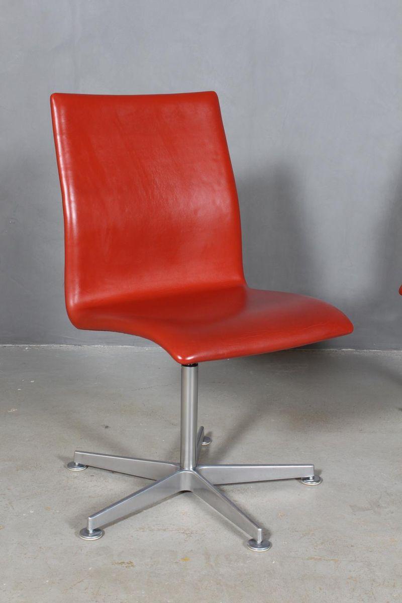 oxford stuhl von arne jacobsen f r fritz hansen 2007 bei. Black Bedroom Furniture Sets. Home Design Ideas
