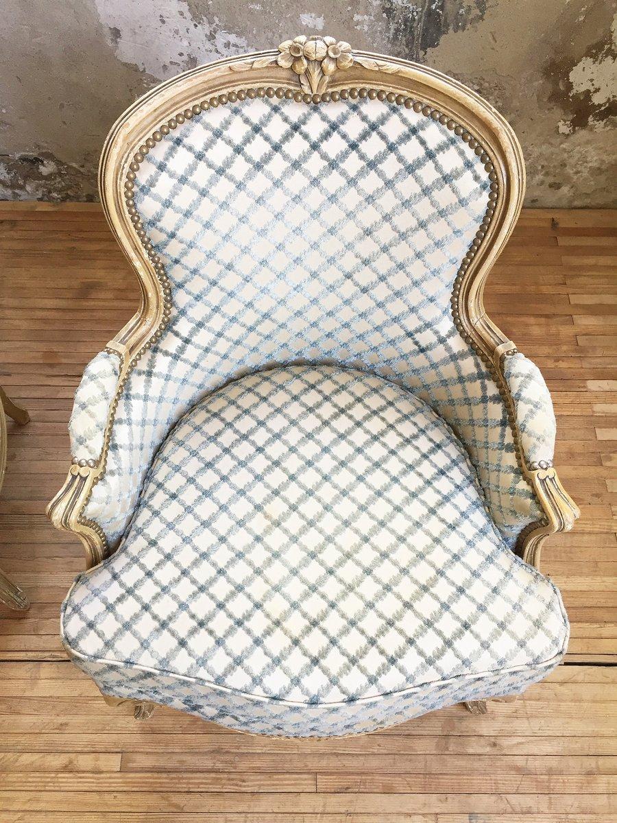 Sessel im louis xv stil 1950er 2er set bei pamono kaufen for Sessel orientalischer stil