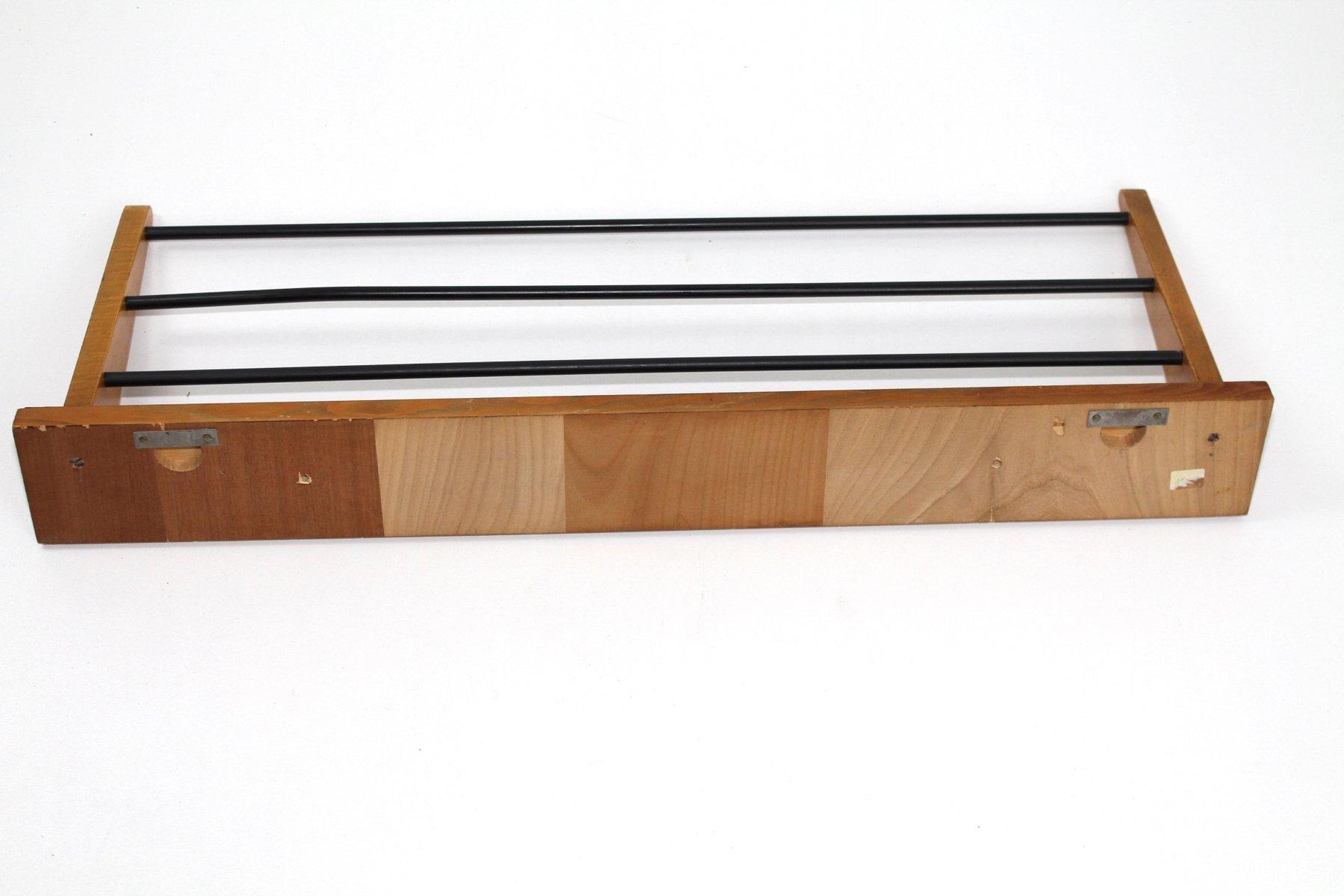 garderobe mit hutablage 1950er bei pamono kaufen. Black Bedroom Furniture Sets. Home Design Ideas