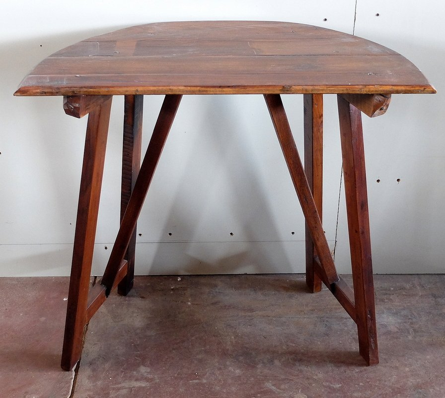 Rustic Sofa Tables For Sale: Rustic Console Table, 1980s For Sale At Pamono