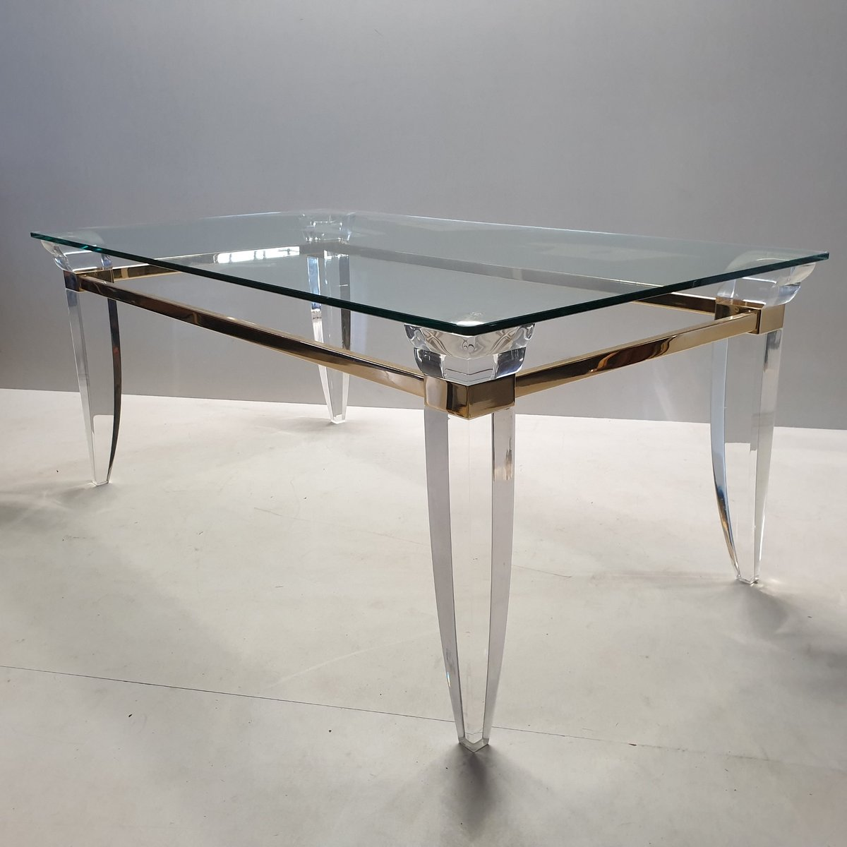 Glass coffee table sexual