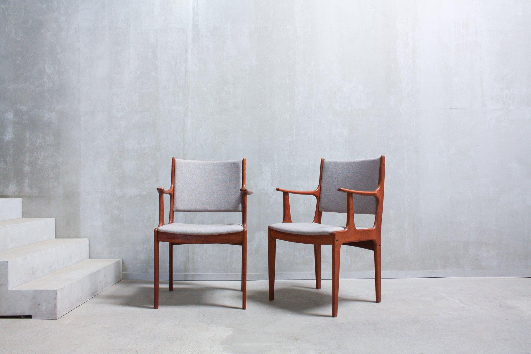 Sedie da pranzo di johannes andersen per uldum m belfabrik for Sedie design anni 20