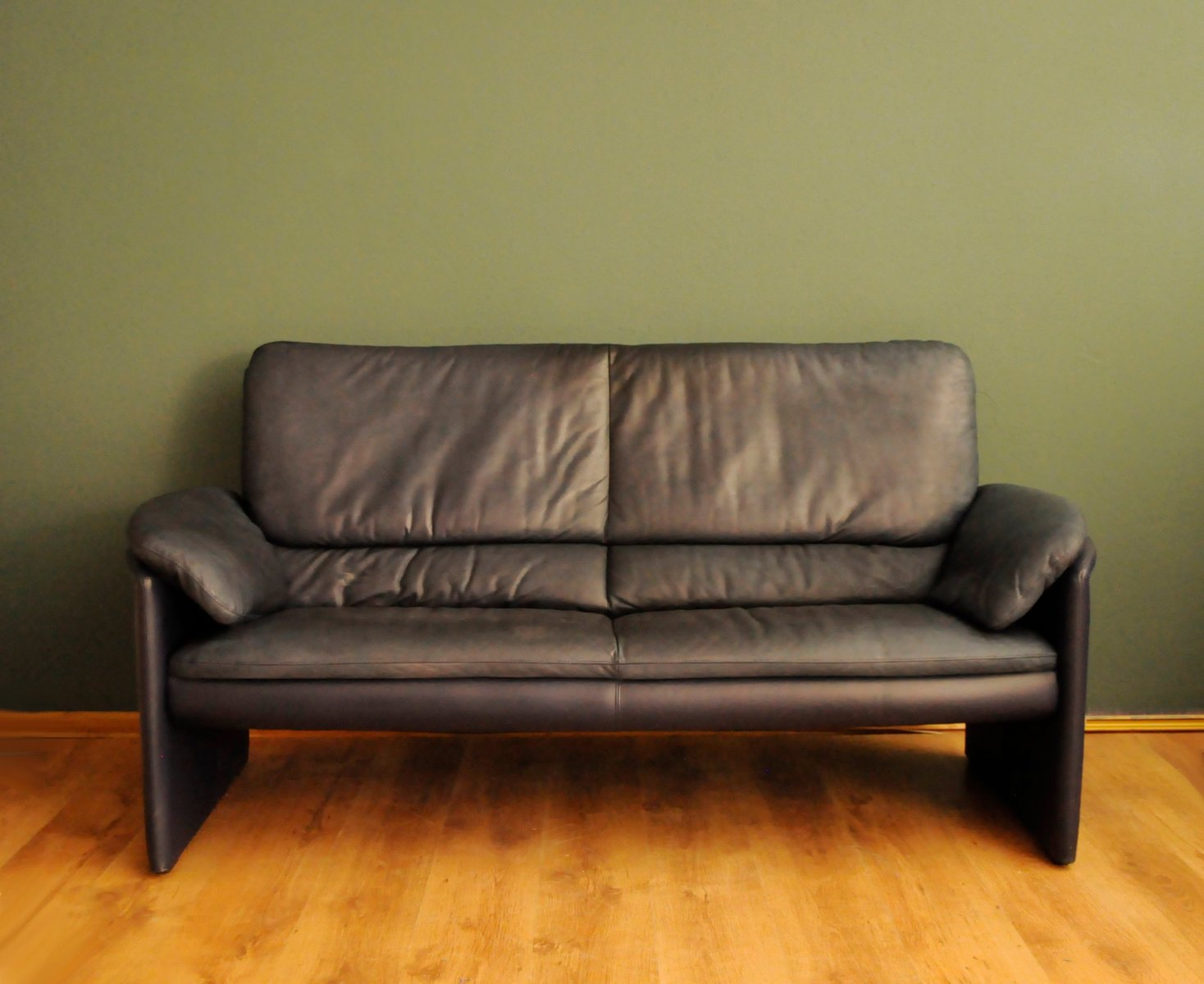 - Mid-Century Leather Sofa From Leolux, 1960s For Sale At Pamono
