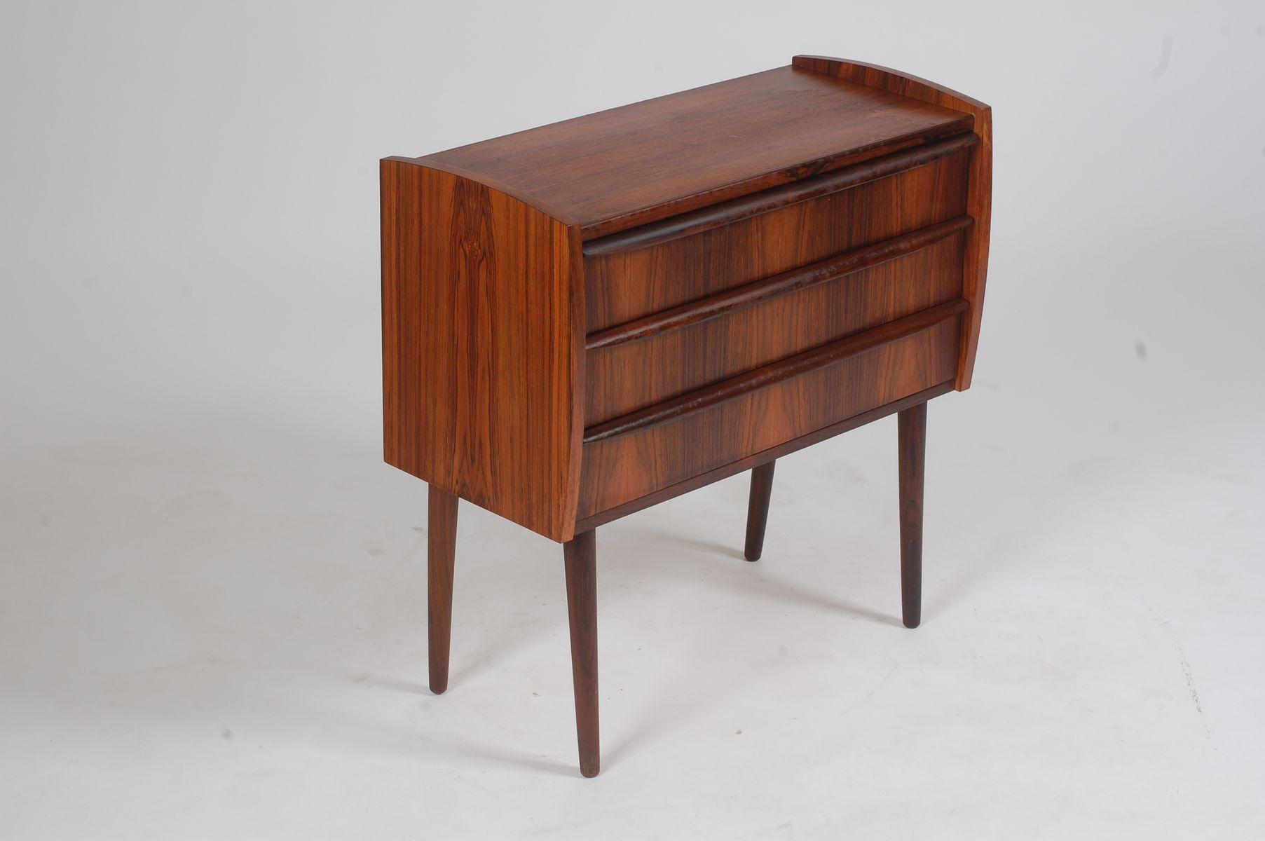 mid century kommode aus palisander 1960er bei pamono kaufen. Black Bedroom Furniture Sets. Home Design Ideas
