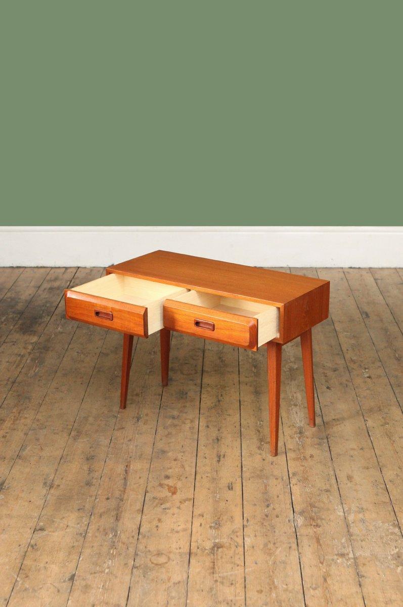 mid century kommode aus teakholz 1960er bei pamono kaufen. Black Bedroom Furniture Sets. Home Design Ideas
