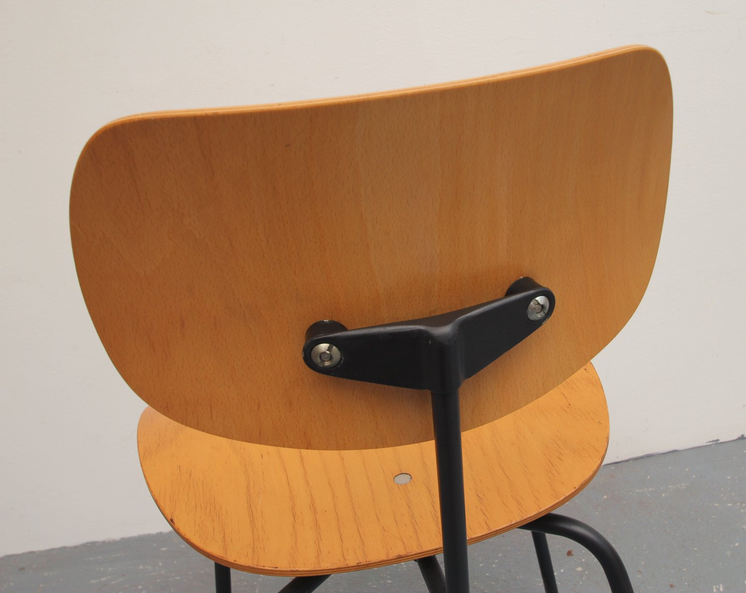 SE 68 Stuhl von Egon Eiermann für Wilde Spieth 1960er bei Pamono kaufen