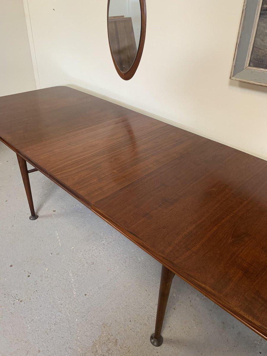 Ausziehbarer Esstisch & 8 Stühle Von Robert Heritage Für