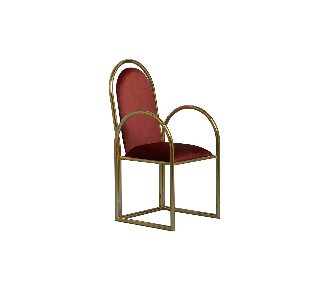 Arco Stuhl Von Masquespacio Für Houtique Bei Pamono Kaufen