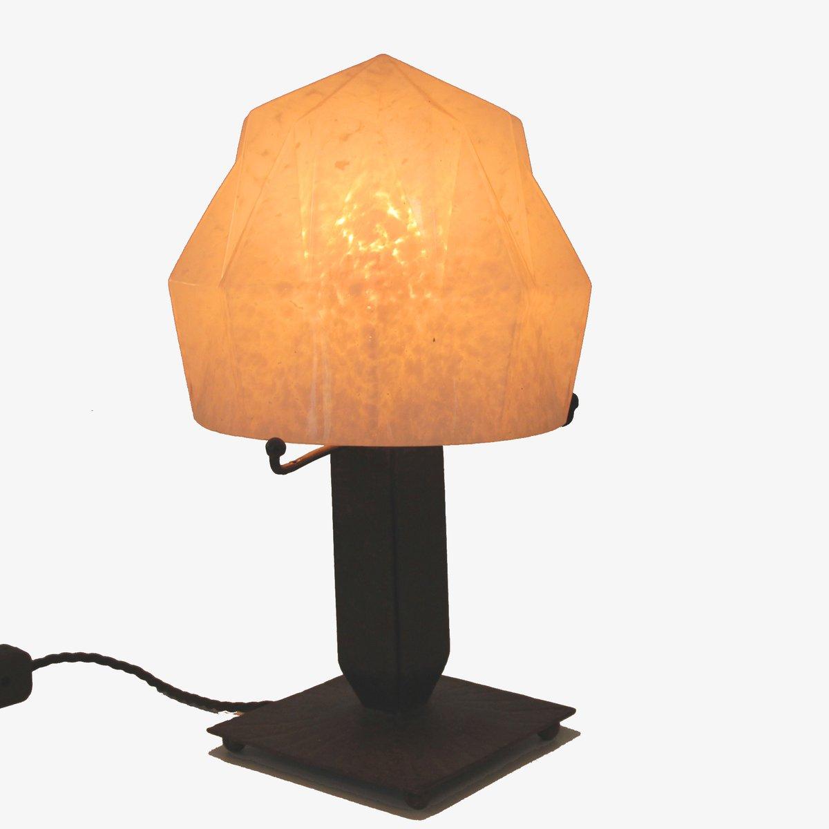 Lampe de bureau france 1930s en vente sur pamono - Lampe de bureau style anglais ...