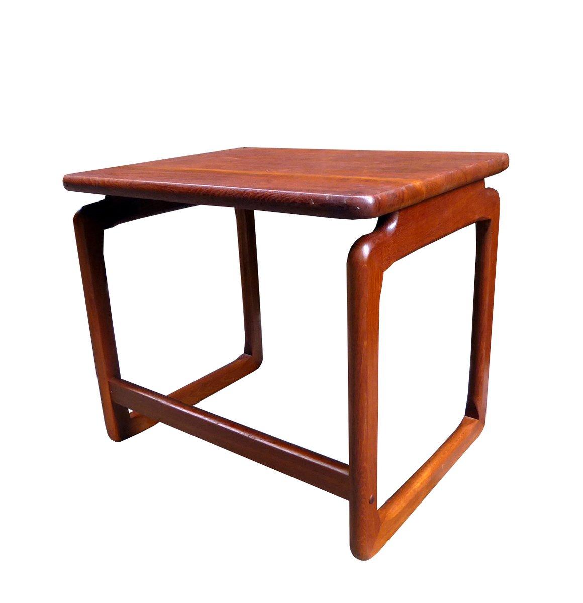 Teak Atomic Coffee Table: Danish Teak Coffee Table, 1950s For Sale At Pamono