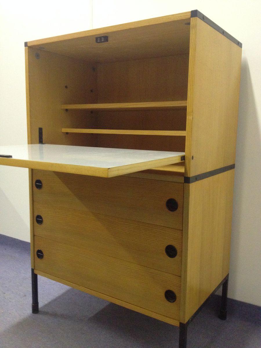 vintage schrank von arp f r minvielle bei pamono kaufen. Black Bedroom Furniture Sets. Home Design Ideas