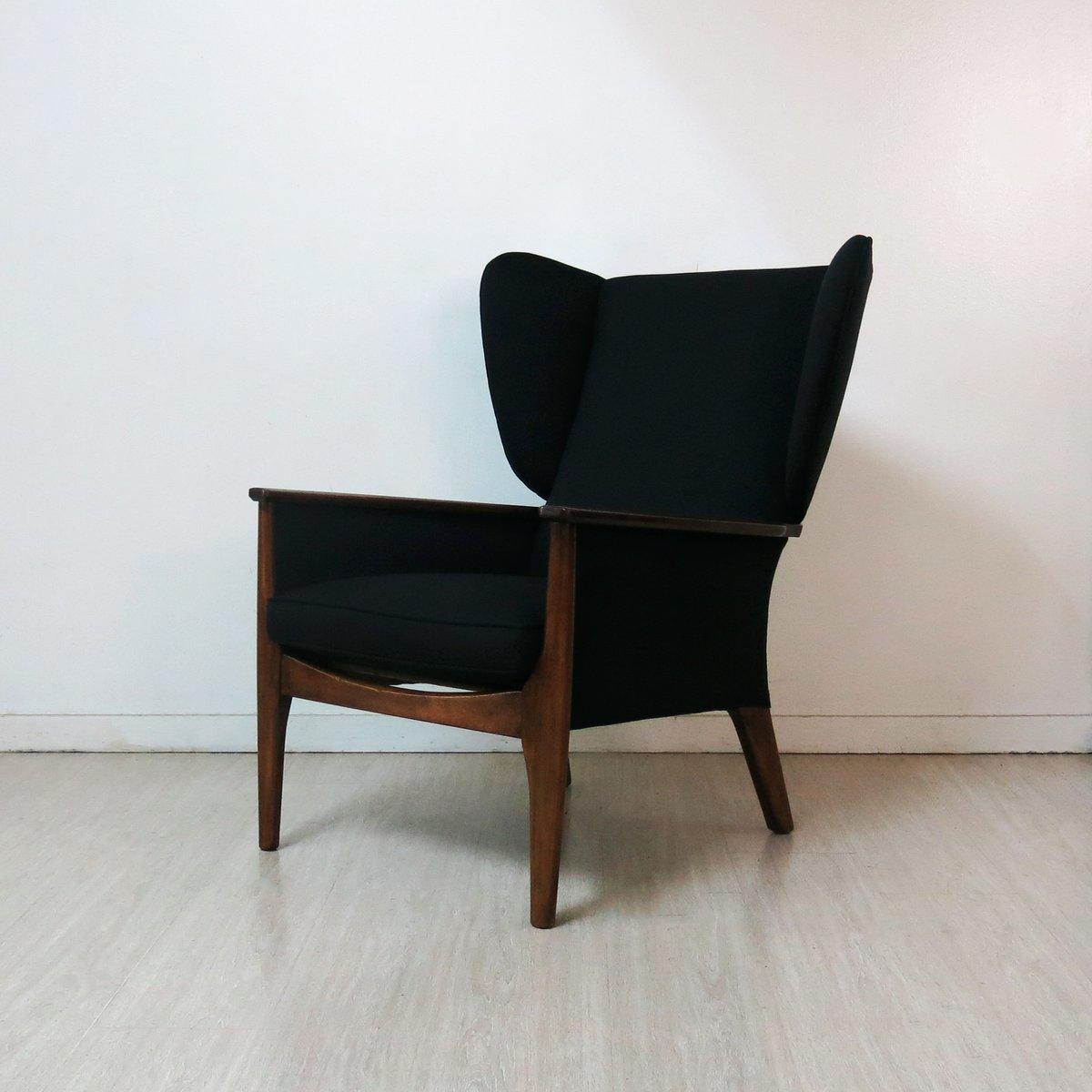 Vintage Wingback Sessel von Parker Knoll, 1960er