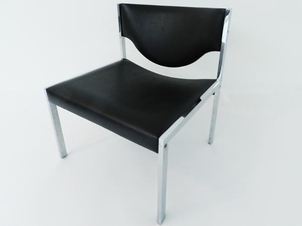 schweizer mid century stuhl von horgen glarus bei pamono kaufen. Black Bedroom Furniture Sets. Home Design Ideas
