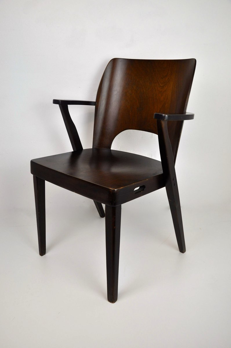 Mid-Century Stackable Armchair by Otto Niedermoser for ...